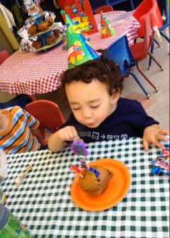 School Birthday Party