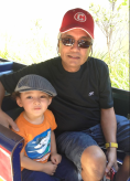 Train Ride with Lolo at Travel Town